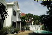 Cho thuê villa khu compound Trần Não, sân vườn hồ bơi, giá 52 triệu/th