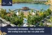 Bán 3 căn BT đơn lập view mặt hồ 12,4 ha, đẳng cấp bậc nhất tại Vinhomes Riverside The Harmony
