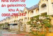 Chính chủ cần bán căn LK dự án Geleximco, khu C7-28, DT = 95m2 vị trí đẹp, giá đẹp nhất thị trường
