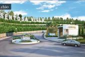 Hưng Thịnh chính thức MB GĐ II dự án Sentosa Villa Mũi Né, hồ bơi 1400m2. Giá chỉ 5 tr/m2, CK 2%
