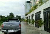 Nhà phố mặt tiền đường 5- 8m 1T, 2L, 1 tum, sân để xe hơi đường Linh Đông