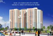 Bán chung cư Bàu Cát 2 trung tâm Tân Bình giá rẻ, tầng 7-14 view thoáng đẹp