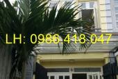 Bán nhà trong hẻm xe hơi Lê Đức Thọ, DT 3x14m, 1 trệt, 2 lầu, giá 2.7 tỷ