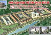 Mở bán đợt mới 195 lô đất nền khu Đền Đô Từ Sơn giá chỉ từ 16tr/m2 - 089.8385.333