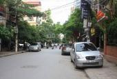 Bán đất Nguyễn Khánh Toàn, Quan Hoa, Cầu Giấy.DT 120m2,mặt tiền 6.1m,đường 8m có vỉa hè.Giá140tr/m2