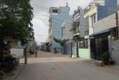 Bán nhà MT hẻm 8m đường Gò Ô Môi thông hẻm 1015 Huỳnh Tấn Phát, P Phú Thuận, Q7. DT: 5x10.5m