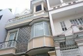 Bán nhà mặt tiền Ung Văn Khiêm, 4 x 25m, vuông vức, 0901857068