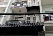 Nhà 172/2B Phạm Văn Chiêu, P9, Gò Vấp. 4x14,2m, 3 tầng. Nhà hướng Đông Bắc