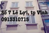 Cho thuê văn phòng tại phường Lê Lợi, Vinh, Nghệ An diện tích 120m2, giá 3 triệu/tháng