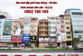 Bán nhà mặt phố gần Xã Đàn, cực hiếm, kinh doanh bậc nhất, 10,2 tỷ. 0902 160 163