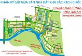 Bán đất khu dân cư Bắc Rạch Chiếc, Phước Long A, Quận 9