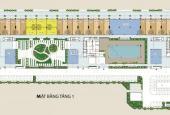 Chủ đầu tư bán 2 tầng thương mại tổng diện tích trên 700m2 tòa The K Park, Hà Đông, 40 tỷ