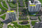 Mở bán đợt 1 chung cư cao cấp Eco Dream City, Thanh Trì chỉ 25 triệu/m2, full nội thất
