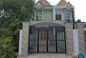 Nhà mới xây ngay khu Hưng Long, 1 trệt, 1 lầu, 2 phòng ngủ, LHCC 0938156417