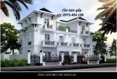 Cần bán nhanh căn biệt thự Dương Nội 200m2, mặt đường 40m Ngô Thị Nhậm, cực đẹp, LH: 0975.404.186