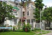 Xuất cảnh bán rẻ biệt thự Phú Gia, 17.5*19m, 2 lầu, sân vườn rộng, tặng nội thất Châu Âu cao cấp