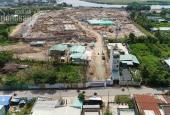 Bán 2 lô đất góc 2 mặt tiền đường sông Sài Gòn và đường 16m view sông Sài Gòn, An Phú Đông, Q. 12
