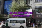 Nhà trệt, 7 lầu, hợp đồng thuê 130 tr/tháng cần bán MT đường Nguyễn Công Trứ, P. Nguyễn Thái Bình