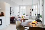 Cho thuê căn hộ 96.5m2, 3PN, full nội thất, 25 tr/th, Lh 09011419345 Hà Mi