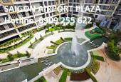 Cho thuê căn hộ 1PN, Sài Gòn Airport Plaza chỉ 16.8 triệu/th, đủ nội thất, LH 0909 255 622