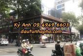 45 tỷ, bán nhà MT đường Nguyễn Thái Bình, Quận 1, 4.9x20m, nhà trệt, 3 lầu, 2 MT, cho thuê 50 tr/th