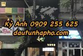 Bán nhà MT cực VIP Nguyễn Hữu Cầu Quận 1 giá 42 tỷ 6x21.7m Trệt, 4 Lầu