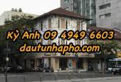 Nhà 6.1x13m cần bán nhanh 23 tỷ Hầm, trệt, lửng, 4 lầu HXH Nguyễn Bỉnh Khiêm  quận 1