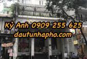 Cần Bán nhà MT Trần Quý Khoách P. Tân Định Quận 1 DT: 8x14 Giá 29.5tỷ