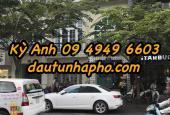 Bán nhà MT đoạn đẹp Trần Cao Vân quận 3 giá 75tỷ 11.5x15m