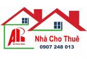 Cho thuê nhà 3 tầng mặt tiền đường Nguyễn Văn Linh, 40tr/th, 0907 248 013