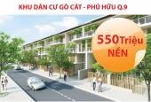 Dự án khu dân cư Gò Cát,Q9