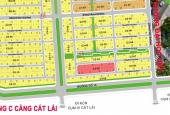 Hùng Cát Lái bán đất sổ đỏ, gần trường Đại Học UMT, DT 7x20m, đường 12m, giá 37 triệu/m2