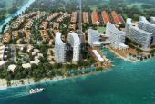 Xuất cảnh bán rẻ lô đất 3 mặt tiền sông thuộc khu BCR - Nhà Việt Nam, giá 15 triệu/m2