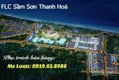 Bán đất nền liền kề biệt thự FLC Sầm Sơn Lux City giá gốc chủ đầu tư