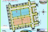 Bán đất mặt tiền dự án phố thương mại Phú Thịnh City