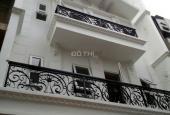 Bán nhà đẹp T + 3L + ST hẻm ô tô thông gần chợ Long Vân Tự, Bùi Đình Túy, P24. LH 0904 696 639