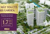 Nhận đặt chỗ căn ngoại giao tòa đẹp nhất dự án Iris Gaden CK 5.1%, LS 0% 0961115961 TT CĐT