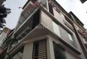 Nhà mặt đường phố Trần Quốc Hoàn, Cầu Giấy. DT 60m2, MT 5m x 5T có 2 mặt tiền, giá 19 tỷ