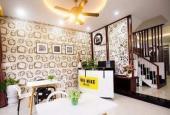 Cho thuê nhà 3 tầng cuối đường Hồ Nghinh, 4 PN, 4 WC, full NT cao cấp, 25 tr/ tháng