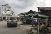 Bán nhà ngay chợ thị trấn Đức Hòa, mặt tiền đường