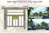 Bán nhà mặt phố tại dự án khu phố thương mại Mai Anh, Trảng Bàng, Tây Ninh, dt 90m2 giá 2.6 tỷ