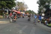 Bán gấp Lô L Mỹ Phước 3, đường lộ 16m, SHR, dân đông