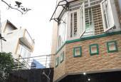Bán nhà Nguyễn Thái Sơn, P4, Gò Vấp, 42m2, đúc 2 lầu, 4PN, 3 mặt tiền hẻm thoáng mát cực kỳ