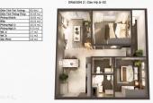 Căn hộ Topaz Elite ở block Phoenix sang trọng, 60m2, giá 1,62 tỷ, 2 phòng ngủ rộng 0913158093