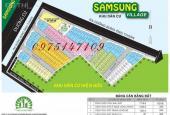 Cần bán nhanh lô đất sổ hồng dự án Samsung Village 1, Bưng Ông Thoàn, Q. 9, DT 5,6x14,2m