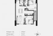 Căn hộ 3 phòng ngủ, 100.95m2 duy nhất của dự án Smile Building, giá cực tốt chỉ 24tr/m2