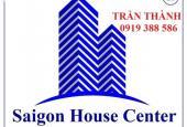 Bán nhà góc 3 mặt tiền đường Huỳnh Tĩnh Của, Quận 3, DT 6x24m, hầm, 7 lầu, thang máy, HĐ 160 tr/th