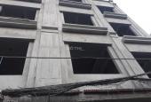 Cần bán 2 nhà 4 tầng xây thô DT 31.4m2 và 34.4m2, giá 1.5 tỷ và 1.6 tỷ, Ngọc Mạch. LH 0984672007