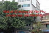 Chủ nhà cho thuê 50m2 VP tại đường đôi Yên Phụ. LH chính chủ 098 664 6169