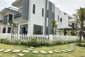 Biệt thự giá rẻ mới xây cực đẹp tại Bình Chánh, MT QL 1A, 1 trệt 2 lầu, sân thượng, đúc thật